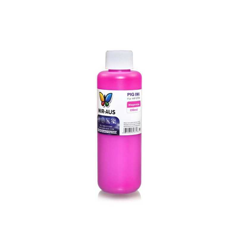 250 ml Magenta pigment ink for HP printers