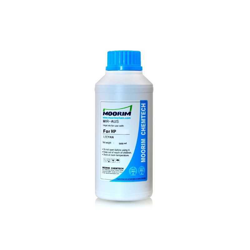 500 ml Light cyan dye ink for HP printers