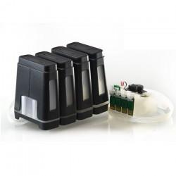 CISS för Epson arbetsstyrkan WF-2650 dye bläck