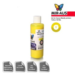 120 ml Yellow pigment ink for Canon Maxify