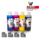 4 x120 ml CMYK pigment ink for Canon Maxify