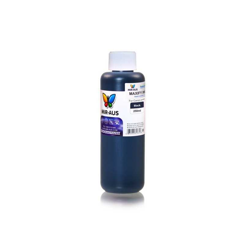 250 ml Black pigment ink for Canon Maxify