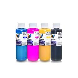 250 ml Cyan pigmentblæk til Canon Maxify