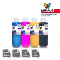 4 x 250 ml CMYK pigment ink for Canon Maxify