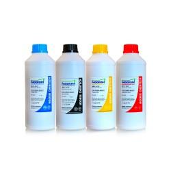 4 x 1 litro tinta de pigmento CMYK para Canon Maxify
