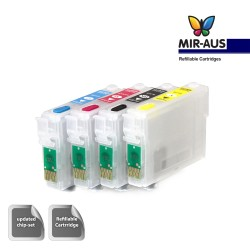 empty Refillable Cartridges Suitable Epson WorkForce WF-7610