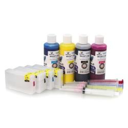 Cartuchos de tinta recarregáveis para Canon MAXIFY MB5460