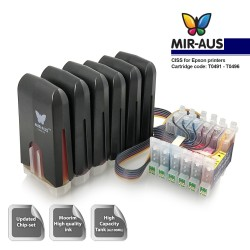 Ink supply System CISS For Epson RX650