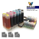 Ink Supply System CISS for EPSON RX630