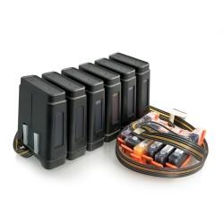 Sistema de abastecimento de tinta CISS para CANON MG-7560