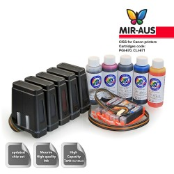 Ink Supply System CISS for Canon TS6060