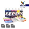 Pigment refillable cartridges for Epson Expression Photo XP-960