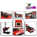 mir-press T-shirt Heat Press 40x50cm