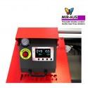 Mir- Pneumatic double location shuttle Heat Press 40x50cm