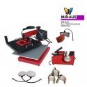 MIR-AUS 8-in-1 Multi-functional Heat Press