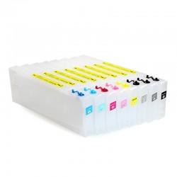 Cartouches rechargeables pour Stylus Epson 4800 Pro