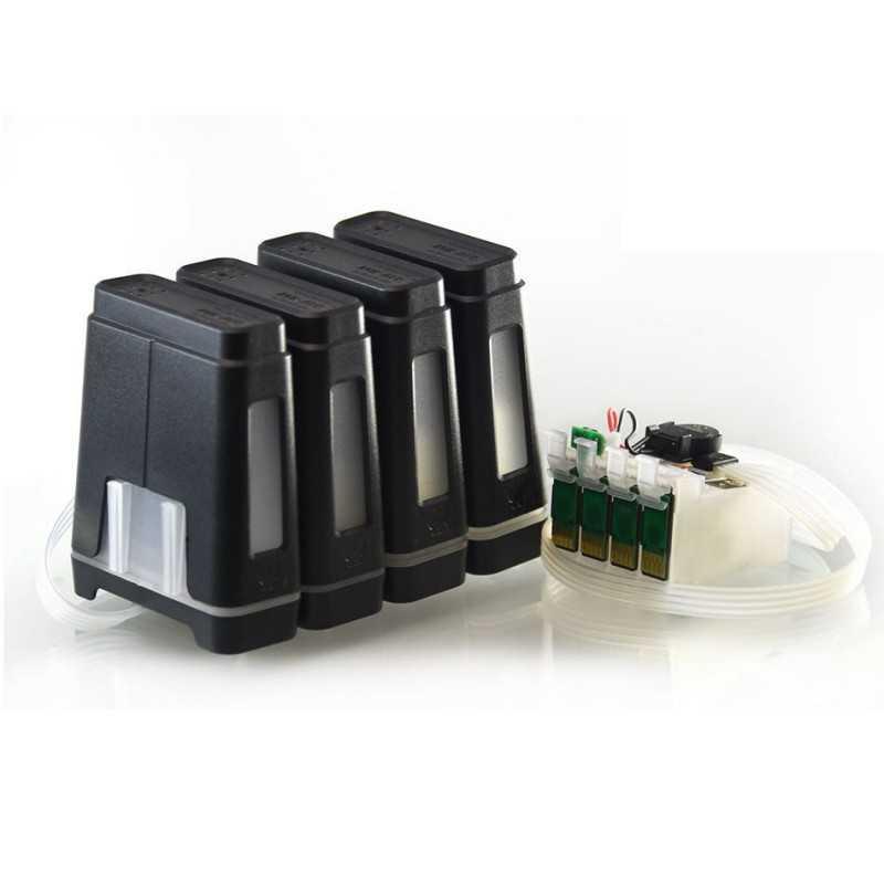 Continuous Ink Supply System für Epson WorkForce WF-3620