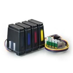 CISS per Epson Expression Home XP-235 inchiostro del pigmento