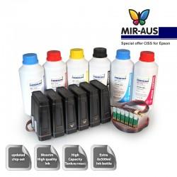 offre spéciale pour un système continu d'approvisionnement des encre, utilisation pour Epson