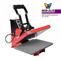 Mir-Press-t-Shirt Hitze drücken 38x38cm