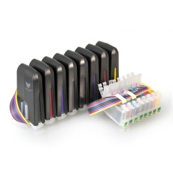 CISS POUR EPSON R2400 MBOX-V.2, FLY-V.3