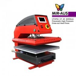Pneumatic High-Pressure Draw-out Heat Press 40x50cm