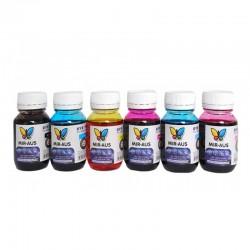 עבור קאנון, 6X120ml דיו מילוי צבע באיכות גבוהה