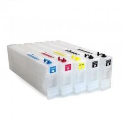 מחסניות דיו למילוי חוזר עבור Epson SureColor SC-T5000