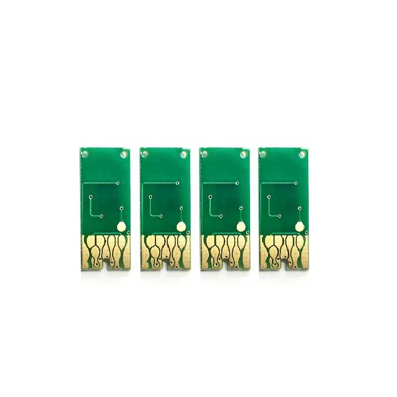 Chip-set for refillable cartridges for Epson 138