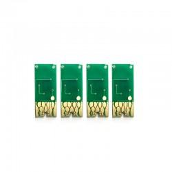 Chip-set pour les cartouches rechargeables pour Epson 82N