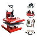 heat press Enkel EN-M388 8-in-1 Multi-functional 38x38cm