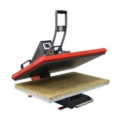 Sko varme presse med side-out pressen bed 40X50CM