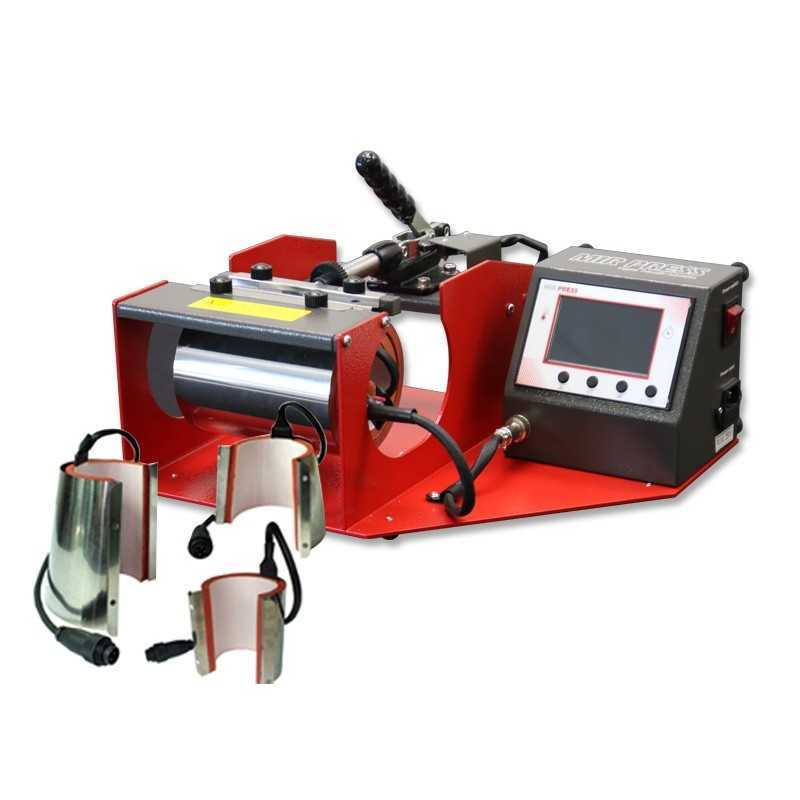 Multifunction Mug Press MOK MK-10C 4-in-1