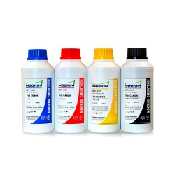4 x 500ml dye/pigment ink for Canon G2600, 3600, 4600