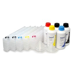 Refillable ink cartridges for Epson SureColor SC-T3000
