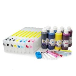 מחסניות פעמי עבור העט האלקטרוני 7600 Pro של Epson