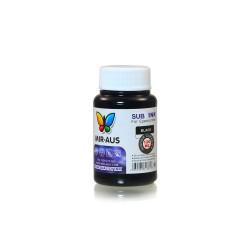 120 ml sort farvestof blæk til Epson printere