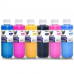 120 ml de tinta corante ciano para impressoras Epson