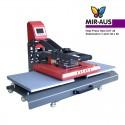 Sublimación de la prensa del calor HT-38 hest camiseta 38x38cm por mir-aus
