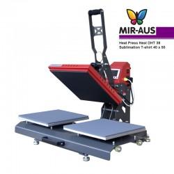 Double plate heat press Hest DHT-45 sublimation T-shirt 40x50cm