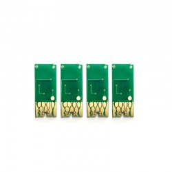 Chip-set for refillable cartridges for Epson 4540 4530 4020