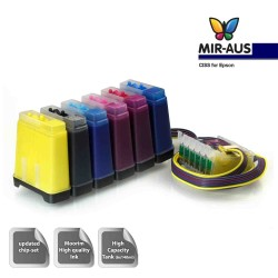 Refillable cartridge with sublimation ink for Epson