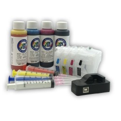 Refillable ink cartridges for MFC-J5330DW