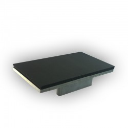 copy of تحت لوحة قاعدة حجم 15x15cm ل هيست الحرارة الصحافة