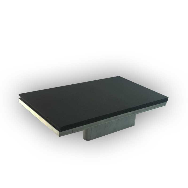 Plate 15x25cm
