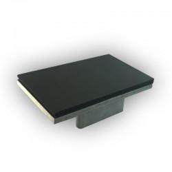 Sob o tamanho da placa base 20x25cm para a prensa de...