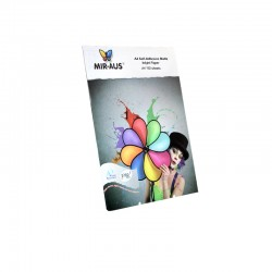 A4 Self-Adhesive Matte inkjet photo paper