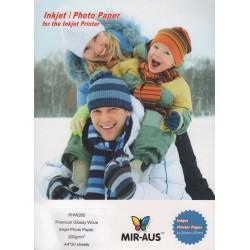 A4 260 G Premium Hochglanz webten Inkjet Photo Papier