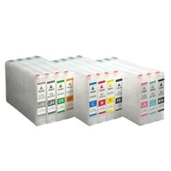 Cartouches d'encre rechargeables pour Epson Stylus Pro 4900