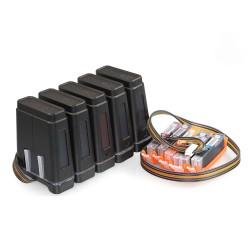 Sistema de fornecimento de tinta CISS para Canon Pixma...